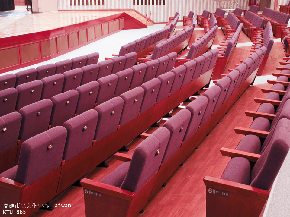 礼堂视听连结座椅-15
